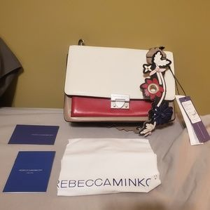 NWT Rebecca Minkoff Christy Md Shoulder Bag